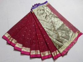 Golden Time Saree
