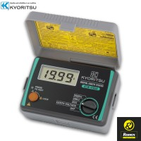 Kyoritsu 4105A Digital Earth Resistance Tester