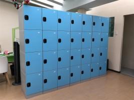 Plastic locker plastic cabinet Office locker Office furniture office cabinet Storage locker plastic cabinet