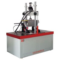 Dynamic and static fatigue testing machine  for steps