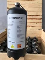 Plata mercurio líquido 99.999% para la venta