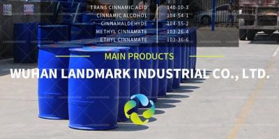 Cinnamic acid (CAS No. : 140-10-3 )