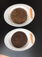 Spray Dried and Freeze Dried Instant Coffee Powder