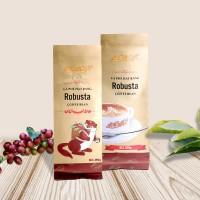 Robusta Roasted Coffee Bean