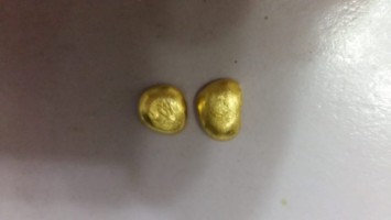 Gold dust, gold bars and gold nugget for sale
