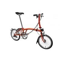 Brompton S6L 2020 Folding Bike Gold (USD 1039)
