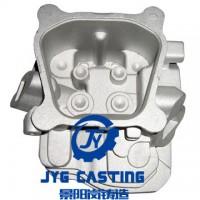 JYG Casting Customizes Precision Casting Pump Parts