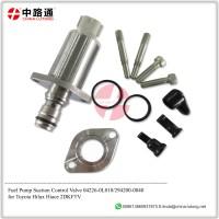 fuel pump scv suction control valve 0 928 400 702 electric suction control valve