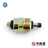 Delphi fuel stop solenoid 9900015-12V electromagnetic valve assembly