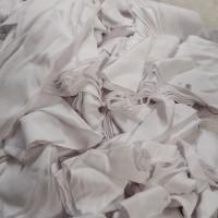White Cotton clips