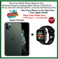 Affordable iPhone 11 pro max + Extra Apple Watch Series 5 40mm