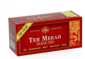 Tea (Black Tea and others).