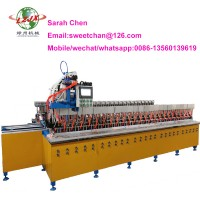 Pu ear plug foam machine with automatic production line