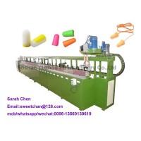 polyurethane safety ear plug foaming production line