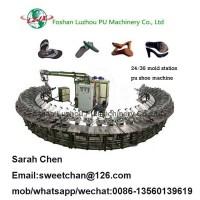 pu shoe sole making machine